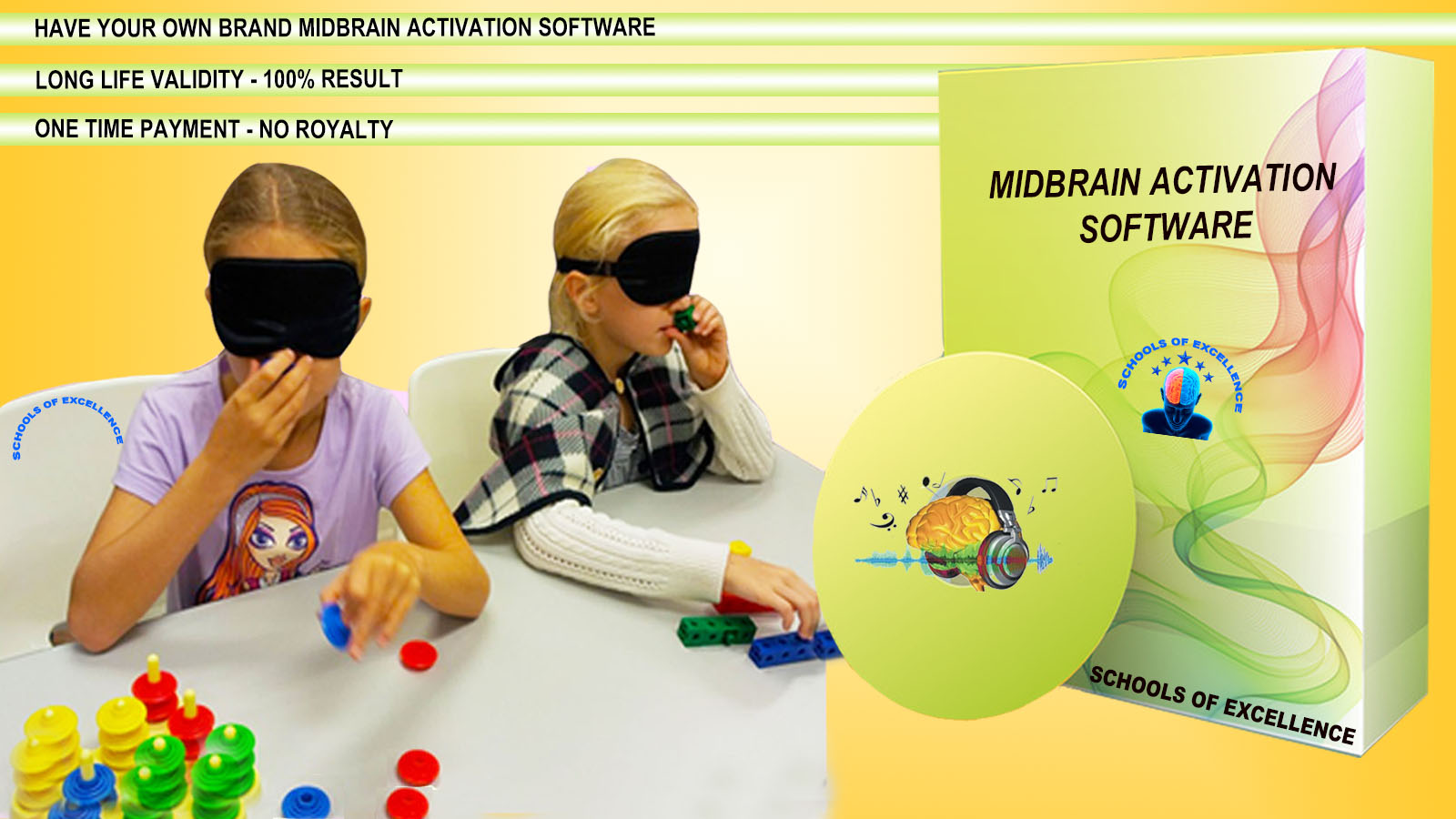 Midbrain Activation Software In India