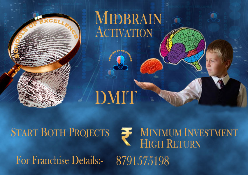 Midbrain Activation Software | Midbrain Activation Franchise India